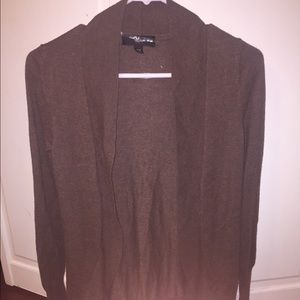 Mossimo Brown Sweater